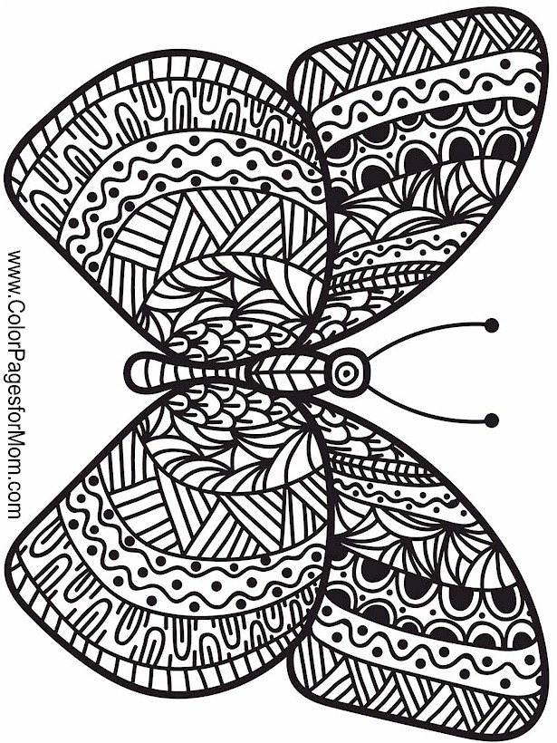 Animals 108 Advanced Coloring Pages
