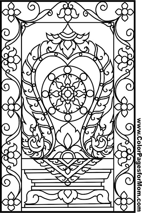 Asian Coloring Page 26