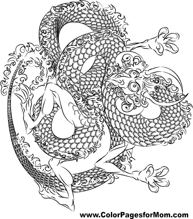 Asian Coloring 38