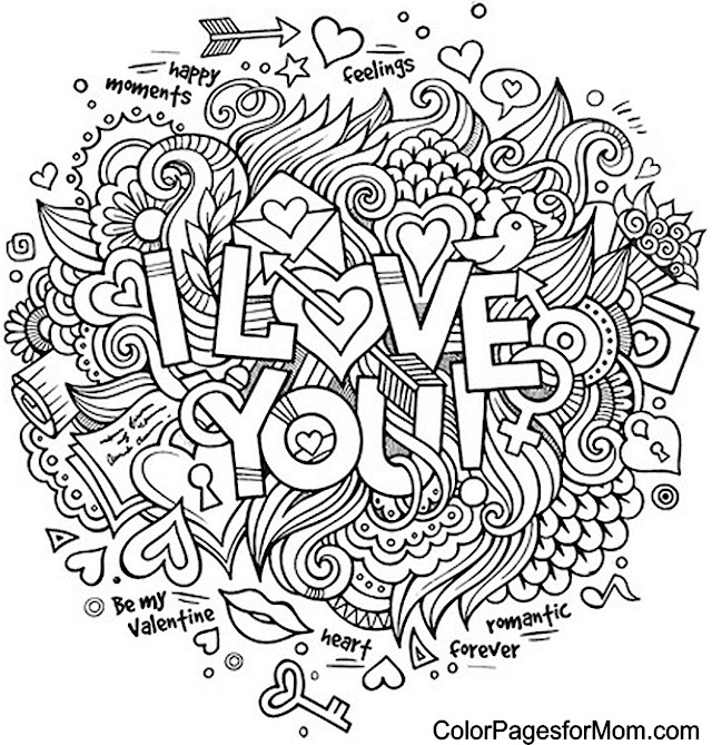 Scribble Drawing In Art Therapy : Free coloring pages of doodle color