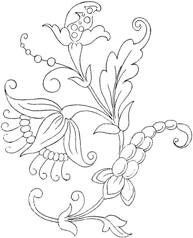yard work coloring pages - photo#48