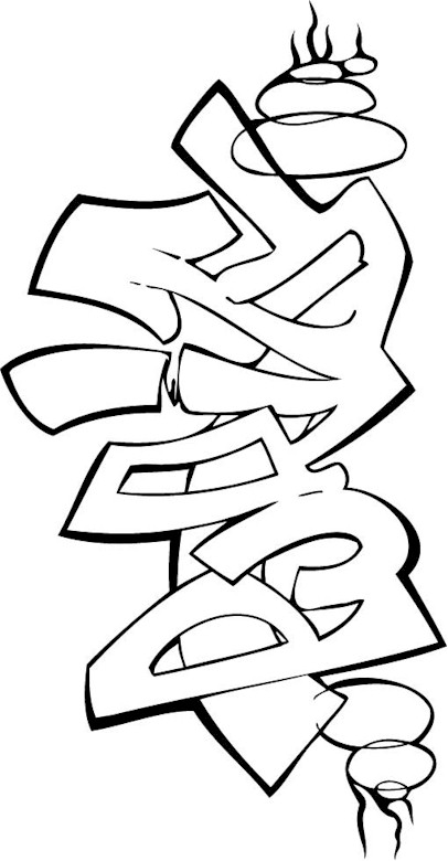 free funky coloring pages - photo#14