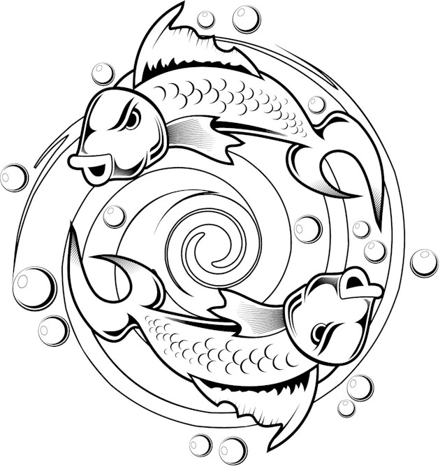free funky coloring pages - photo#24