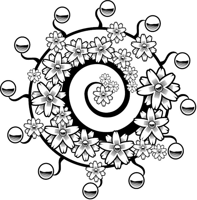 free funky coloring pages - photo#1