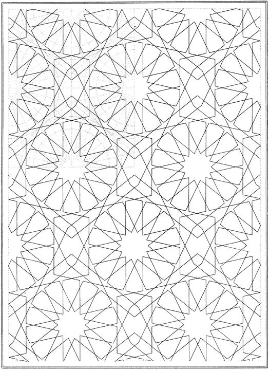 3d Geometric Patterns Coloring Pages MEMEs