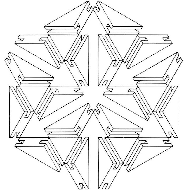 Geometric coloring pages relaxing coloring pages for Geometric shapes coloring pages
