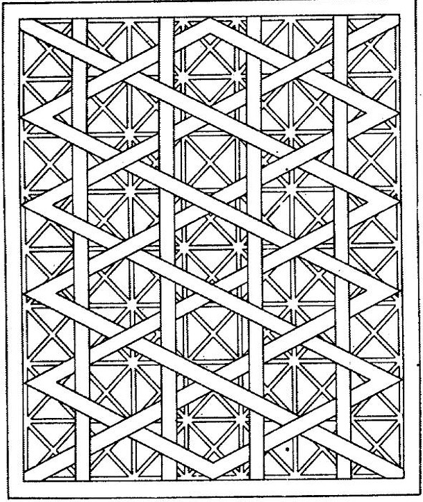 coloring pages for adults geometric - photo#9