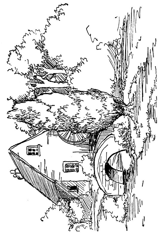 detailed landscapes coloring pages - photo#29