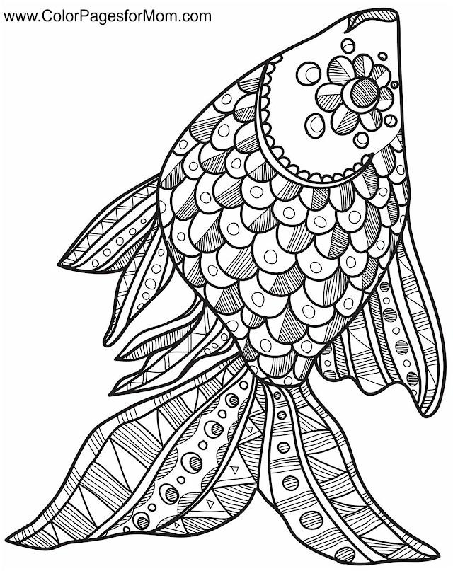 ocean seascape coloring pages - photo #34