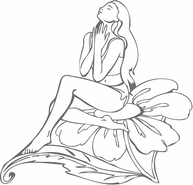 coloring pages of poeple - photo#17