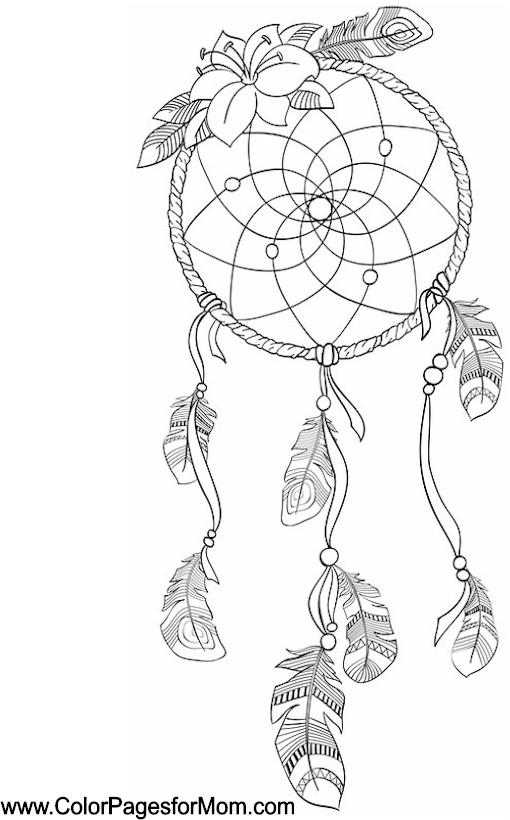 Southwest Amp Native American Coloring Page 29