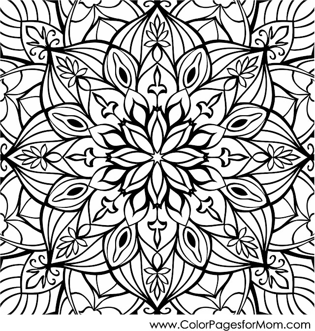 Coloring pages for adults stained glass coloring page 23 for Stained glass coloring pages for adults