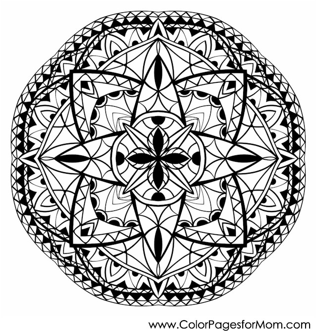 Coloring pages for adults stained glass coloring page 24 for Stained glass coloring pages for adults