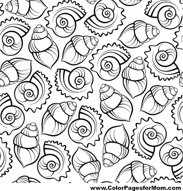 Vacation Coloring Page 46