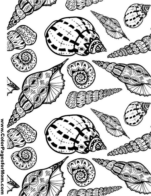 Condo Beach Coloring Page Coloring Pages