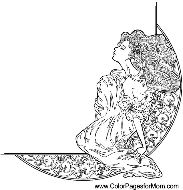 Wedding Coloring Page 2