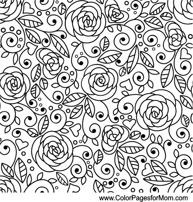 Free Wedding Crossword Coloring Pages