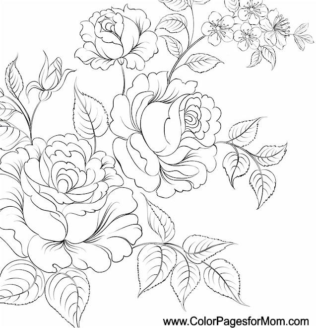 Wedding Coloring Page 32