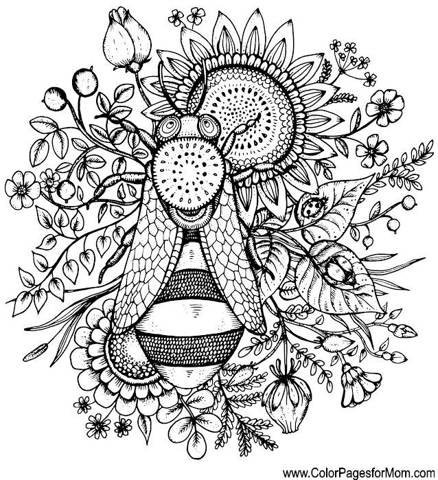 Whimsical Coloring Page 31