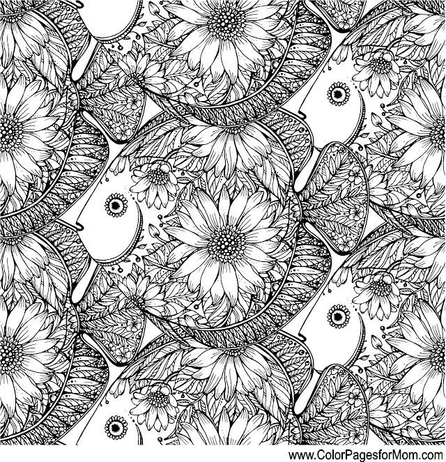 whimsy coloring page 40