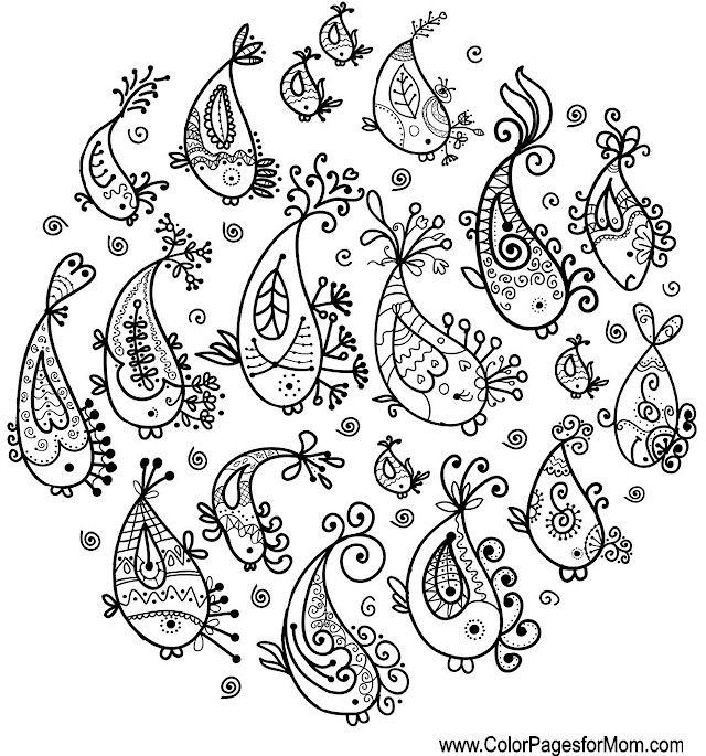 whimsy coloring page 52