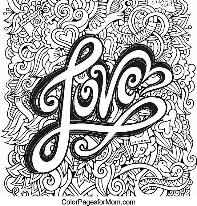 Doodles 37 Advanced Coloring Pages
