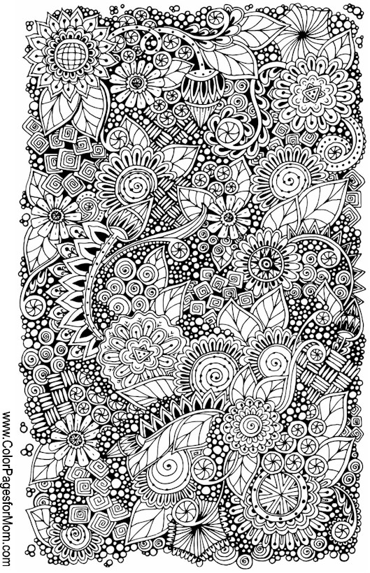Whimsical Coloring Page 67