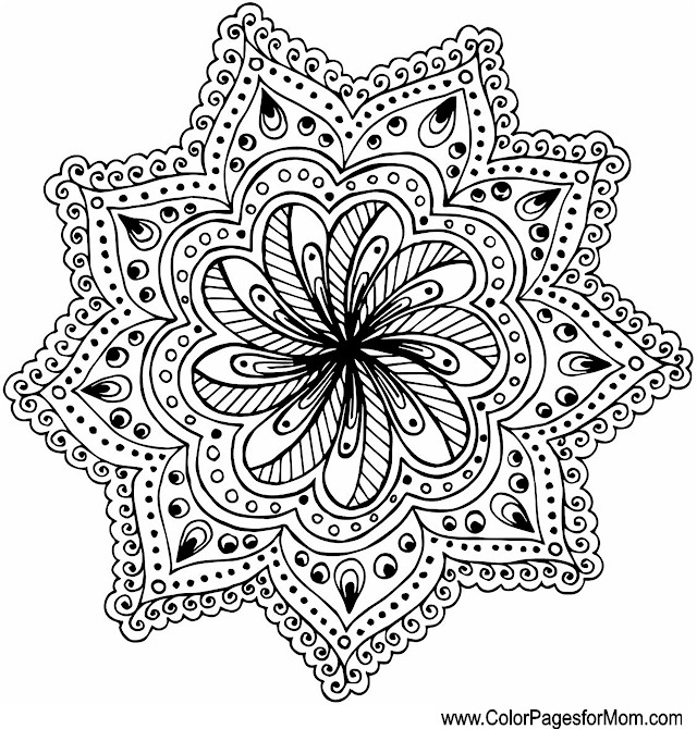 Whimsical Coloring Page 68